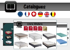 catalogue literie fabricant