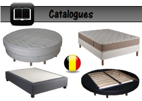 lit belgique catalogue