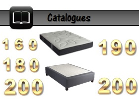 lit queen size catalogue