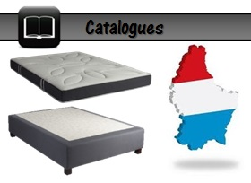 literie luxembourg magasin catalogue